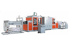 S31.Vacuum Forming Machine of Fast Food Box